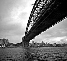 Coathanger Crossing by Gayan Benedict