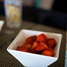 Strawberria by Gayan Benedict