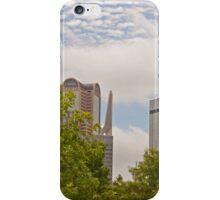 RT 14 - Dallas–Fort Worth–Arlington, Texas Metropolitan Area iPhone Case/Skin