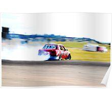 Smokin' Corolla Poster