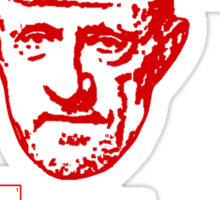 Happy Christmas Mike Sticker