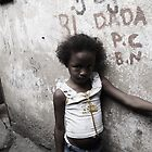 Rocinha Girl by DSPhotographics