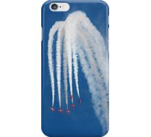 The Red Arrows 13 iPhone Case/Skin