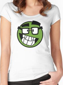 Nerdy Women's Fitted Scoop T-Shirt