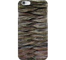 Knitted Fence in Etara, Bulgaria iPhone Case/Skin