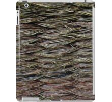 Knitted Fence in Etara, Bulgaria iPad Case/Skin