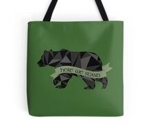 House Mormont Tote Bag