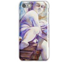 Malaga Cove Cherub iPhone Case/Skin