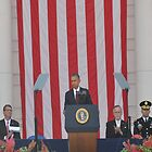 President Barack Obama by dbernadette930