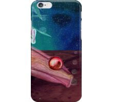 Little fishes float in dreams and nothings ever as it seems iPhone Case/Skin