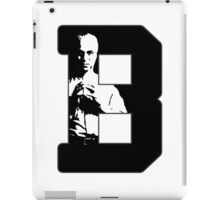 B is for Book iPad Case/Skin