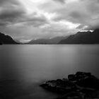 Clouds over the Alps......Lake Geneva..........Switzerland by Imi Koetz