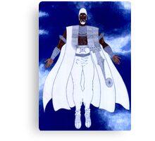 OBATALA - Orisha of the White Cloth Canvas Print