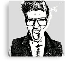 Joey Graceffa - Roar Canvas Print