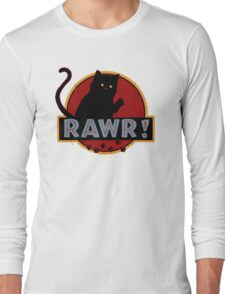 Rawr! Long Sleeve T-Shirt