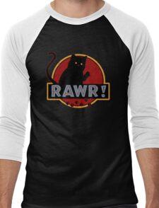 Rawr! Men's Baseball ¾ T-Shirt