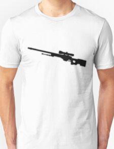 AWP (black) Unisex T-Shirt