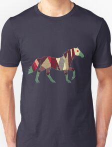 patchwork horse T-Shirt