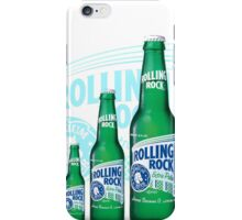 Rolling Rocks in a Row: COLOR iPhone Case/Skin