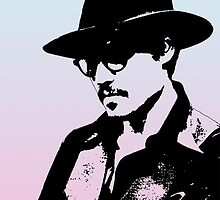 Johnny Depp by DoraBirgis