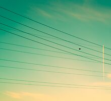 Rockets through the Wires by Sam Mortimer