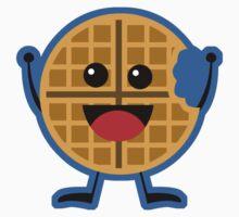 Toasty Waffle One Piece - Short Sleeve