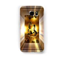 GOLD Ducks -  Art + Products Design  Samsung Galaxy Case/Skin
