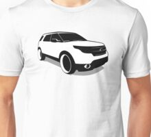 Ford Explorer Unisex T-Shirt
