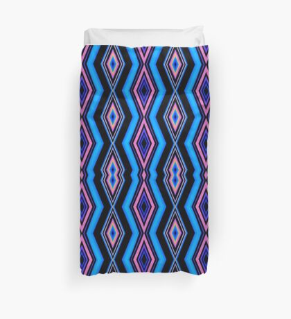 Be Bold (Repeating Pattern) Duvet Cover