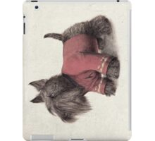 Scotty iPad Case/Skin