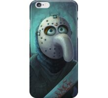 Muppet Maniacs - Gonzo Voorhees iPhone Case/Skin