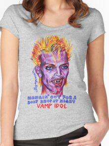 Vamp Idol Women's Fitted Scoop T-Shirt