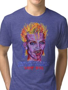 Vamp Idol Tri-blend T-Shirt