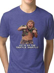 TRUFFLE SHUFFLE Tri-blend T-Shirt