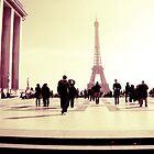 Paris is an everlasting love by faithie