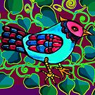 """birdie mine"" by picketty"