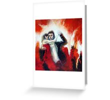 Ailleurs Greeting Card