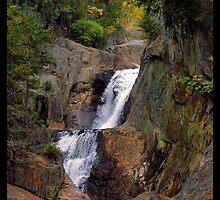 Smalls Falls by Lyana Votey