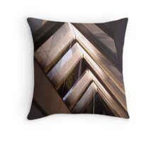 Transformed Throw Pillow