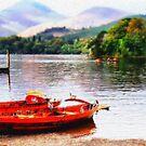 rowingboats by cynthiab