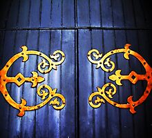 Knocking on Heaven's Door. by Deb  Savage