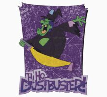 Halloween T-Shirt 2009 - Hi Ho Dustbuster by Sketchaholic