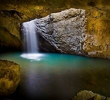 Natural Arch by Michael Howard