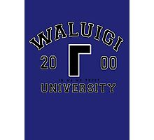 Waluigi University Photographic Print