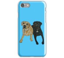 Daisy and Cocoa iPhone Case/Skin