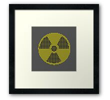 Radio Active Framed Print