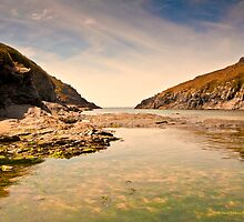 Port Quin by David's Photoshop