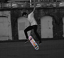 Skateboard  by Alomie