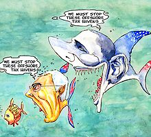 Offshore Tax Havens by GaryBarker