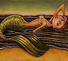 beached by Michael Scholl